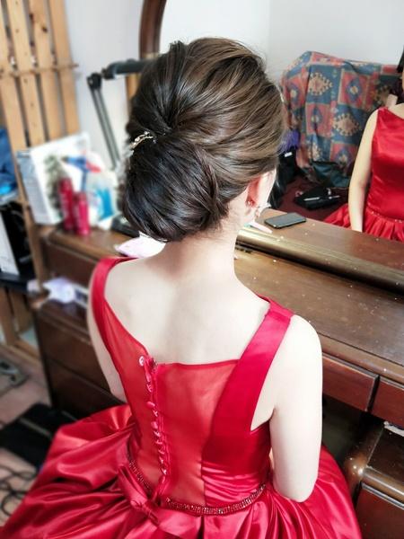 Bride~Lyn 三個造型都好美的美濃婚宴