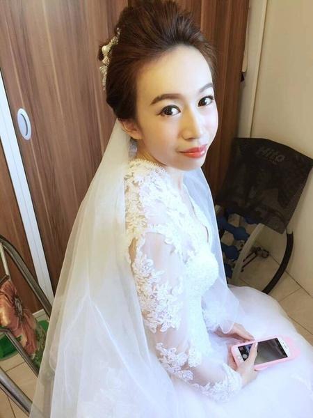 噴槍彩妝陶瓷肌-蘇蓉蓉新娘秘書