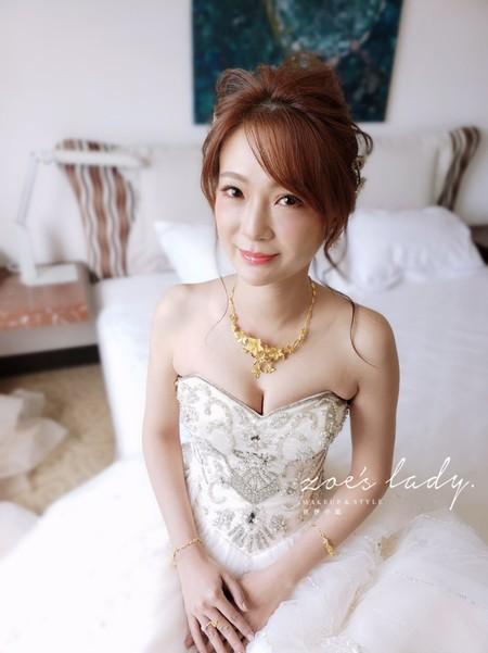 佐伊小姐-玲玲新娘