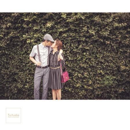 四四南村婚紗攝影