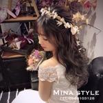 Mina Style 新娘秘書/整體造型設計