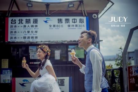 哲馥❤️倢君| JUDY文創.婚禮 | 婚紗照 | 台北外拍景點 |