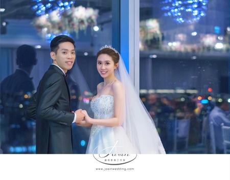 Jasin藝術影像 / 台北民權晶宴  / 儀式晚宴