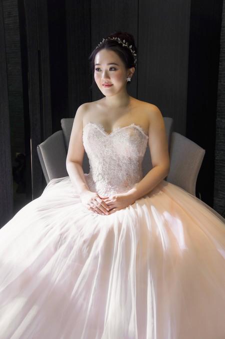 Kylie Tsai bride-倩聿