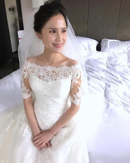 yayun結婚造型@世貿33