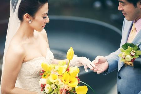 那天的戶外婚禮