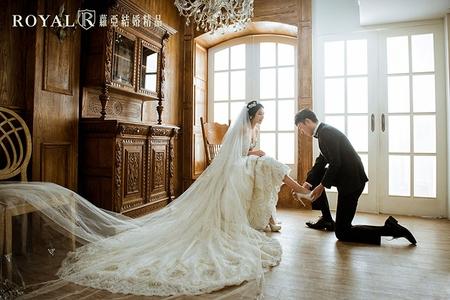 蘿亞攝影棚|精選新人婚紗照