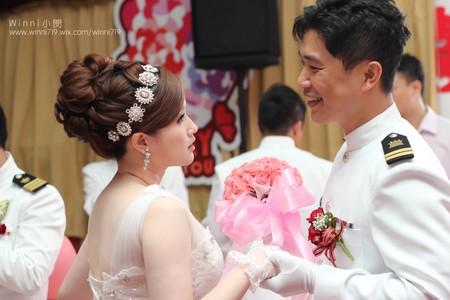 蓓莉海軍集團婚禮