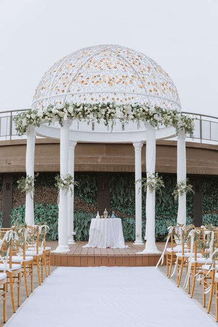 Chateau Wedding Venue 城曦空中婚禮
