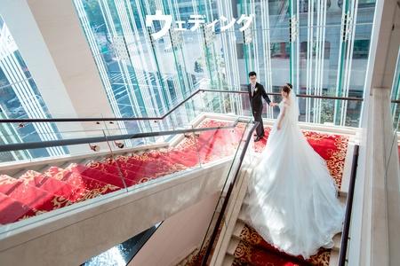 TingYi & YaFang 大倉久和大飯店。婚禮紀錄