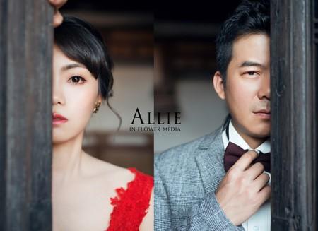Allie(新人分享)