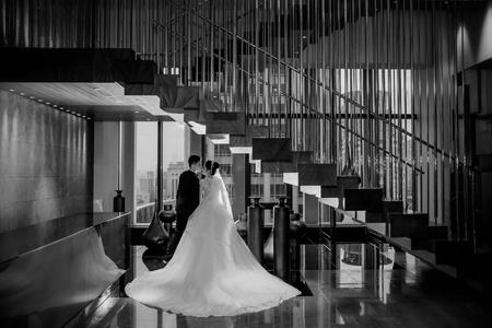 幸福動人的美麗婚禮紀錄/W Hotel