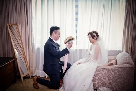 勝凱&盈潔   wedding day