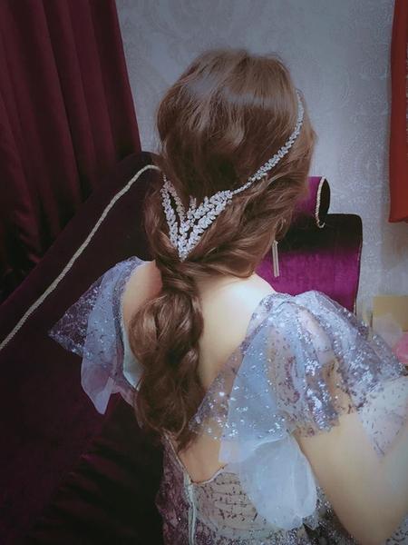 【吉吉藝術 GIGI CHIU】琦崴結婚午宴苗栗天廚海鮮樓