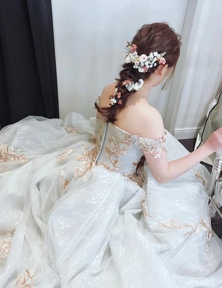 Ellen新娘婚禮造型