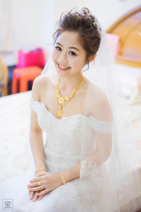 仙女造型~Apple婚宴