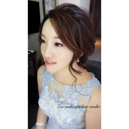 Zoe幸福新娘~伶(訂婚宴造型)