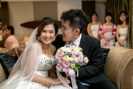 煇展 岱蓉 結婚@新莊頤品大飯店