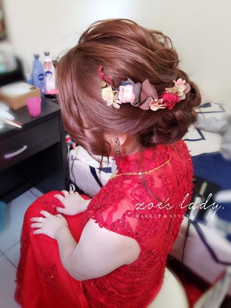 佐伊小姐-新娘HUI