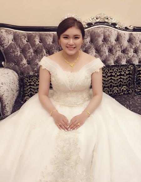 Bride~儀婷