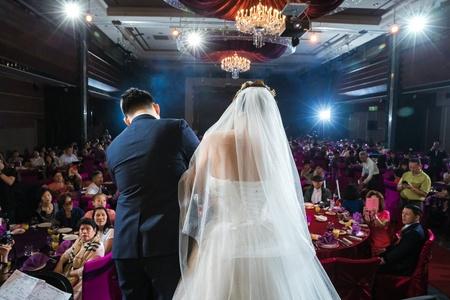 維多利亞酒店-文定+迎娶婚禮記錄