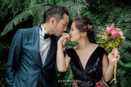 台灣拍婚紗-外國女婿🤴-伊頓自助婚紗海外客照分享💖