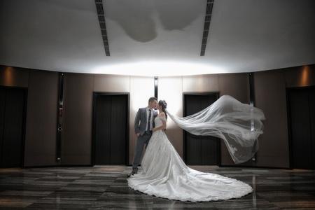 |婚禮紀實|建彰&麗敏| 喜來登桂田酒店|