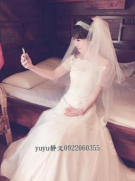 繡樺結婚造型