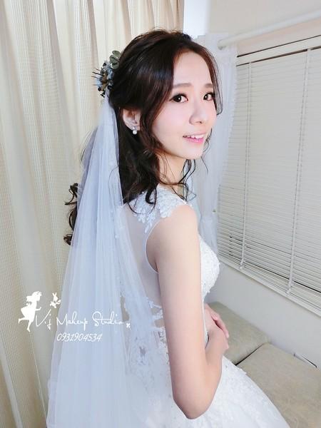 戶外婚禮乾燥花造型10/28怡蓁