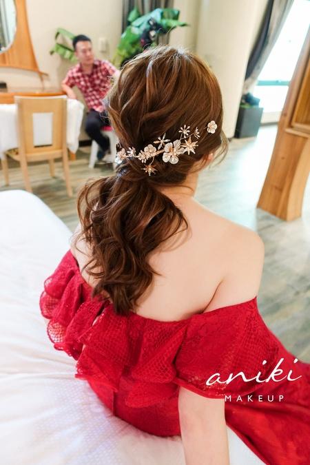 精選公主&波浪&編髮&馬尾髮型