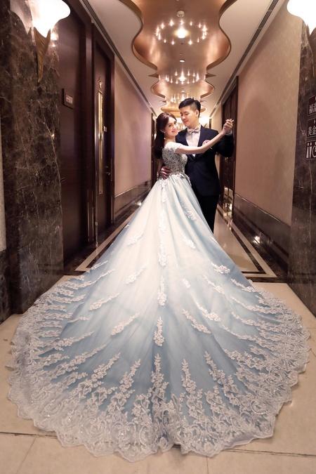 華漾 新人婚禮紀錄分享