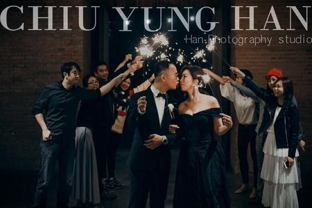 彰化顏氏牧場婚禮紀錄|穀倉美式婚禮
