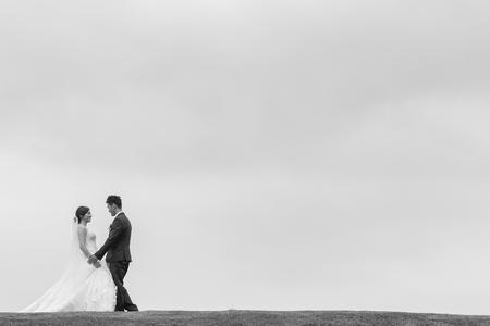 奔跑少年婚禮紀錄 / 平面攝影 / 南方莊園