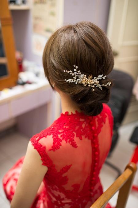 Kylie Tsai bride-小芮