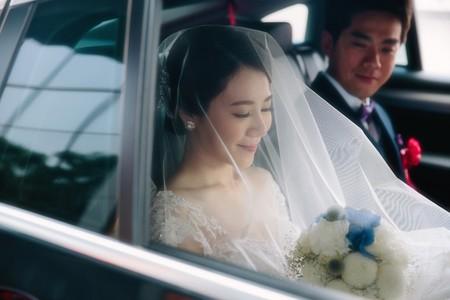 婚禮紀錄 | 台南晶英酒店-迎娶午宴(度比)