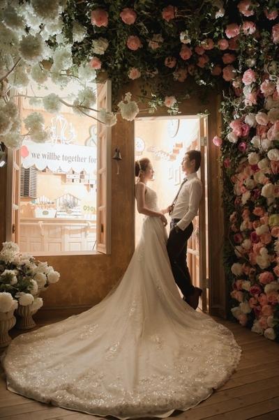 想要的韓系婚紗照~WH為您好事幫我做到了!
