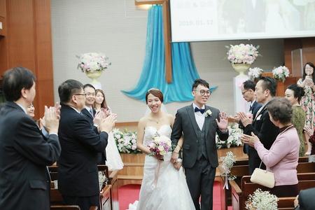 台南晶英酒店/安樂聖教會/證婚午宴