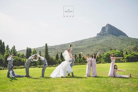 婚禮紀錄 | 華泰瑞苑 |渡假婚禮