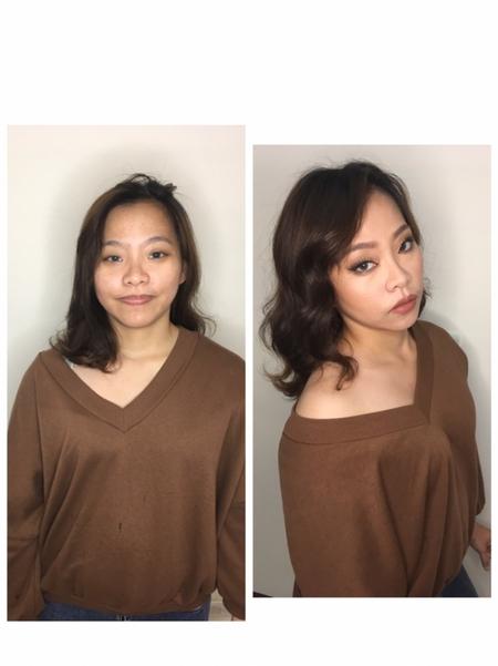 小佐美式妝髮