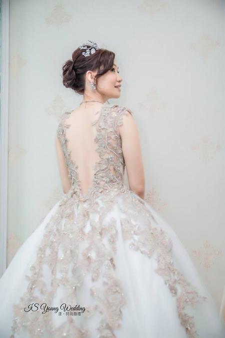 婚宴造型-高雄-蘇蓉蓉新娘秘書