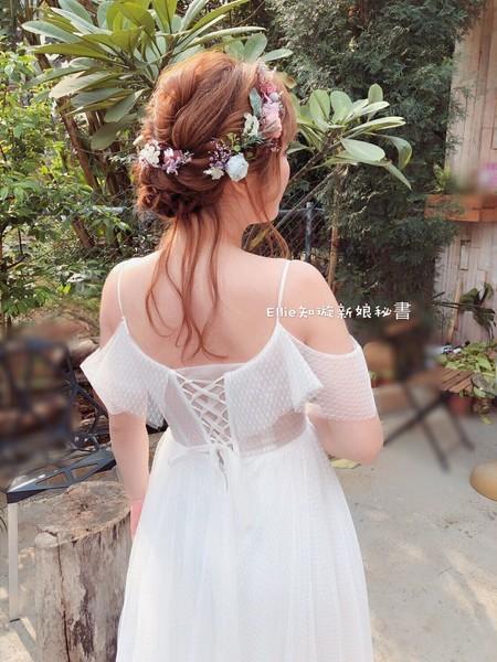 Wedding蜜糖仙女妝感