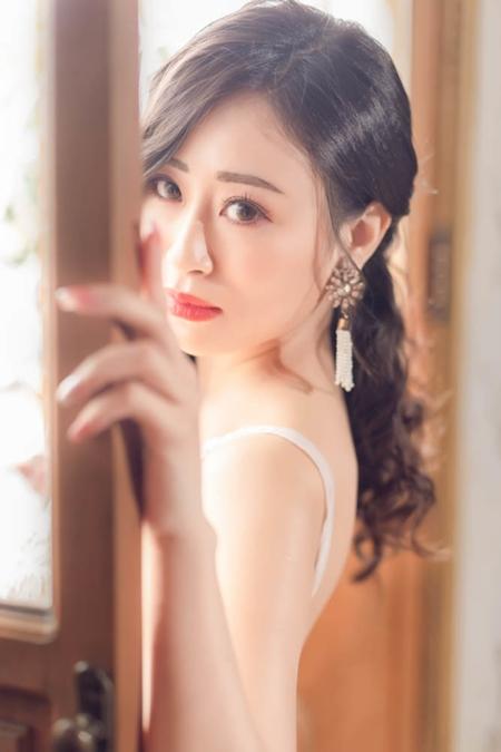 新秘蓁妮|夢幻城堡彩妝造型團隊|造型精選