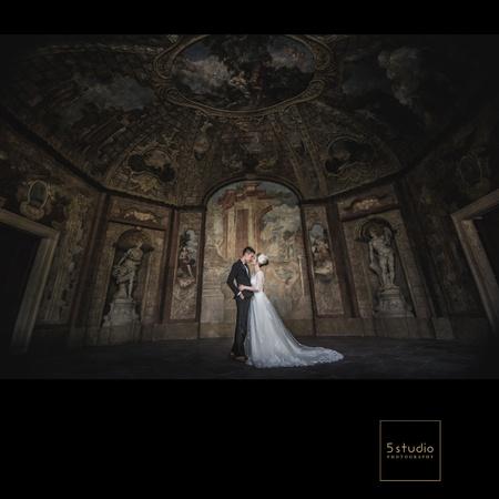 捷克布拉格海外婚紗攝影