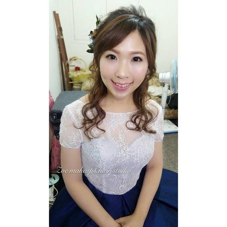 Zoe幸福新娘~優雅髮型