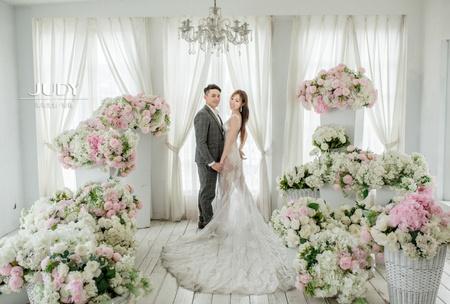 冠豪❤️純伶-JUDY茱蒂文創婚禮-外拍景點推薦-黑森林-韓風內景