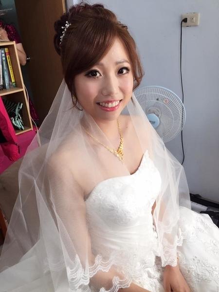 白紗造型-蘇蓉蓉新娘秘書