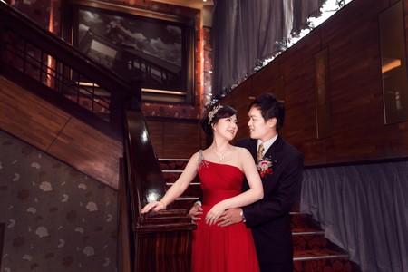 婚攝婚禮紀錄|台中松戶日本料理|Inge Studio英格影像