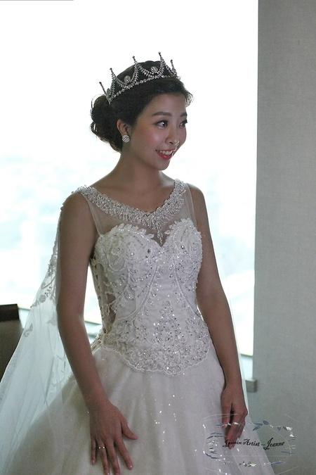 Bride -- 羽嫣 氣勢出場華麗送客