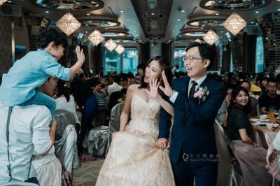 讓婚禮的過程永恆保鮮~平方樹攝影工作室