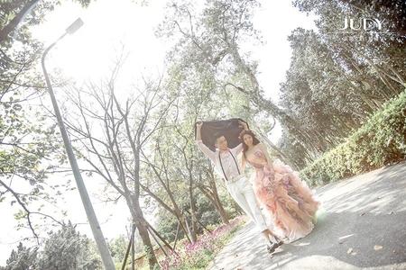 韋綸❤️岑萱 | JUDY文創.婚禮 | 婚紗照 | 美好年代 | 陽明山花卉 | 黑森林